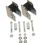 Spohn Rear Lower Control Arm Relocation Brackets - Stock, Strange, And Currie Rear Ends