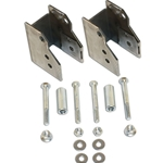 Spohn Rear Lower Control Arm Relocation Brackets - Moser Rear Ends