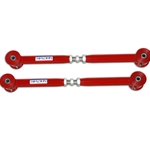 Spohn Rear Lower Control Arms - Tubular Adjustable with Polyurethane BushingsLower
