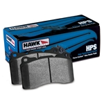 Hawk 2010 SS Rear Brake Pads