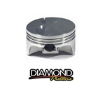 TSP/Diamond L92 418 Flat-Top Pistons