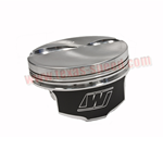 Wiseco -8cc 4.100 - 4.125 Dished Forged Piston Set