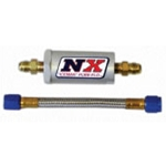 NX Filter and Stainless Steel Hose