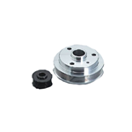 March Crank & Alternator Pulley
