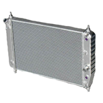 DeWitts C5 Radiator w/ Engine Oil Cooler, 97-04