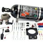 Nitrous Outlet 90mm Fast Intake 04-06 GTO Plate System