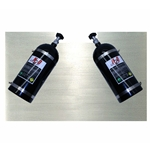 Nitrous Outlet C6 Corvette Single or Dual Bottle Bracket