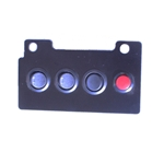 Nitrous Outlet '99-'02 GM Truck In Dash Switch Panel