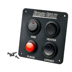 Nitrous Outlet Universal Switch Panel