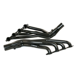 "Pacesetter 2007.5-2013 GM Truck/SUV 1-3/4"" Black Painted Long Tubes Headers"