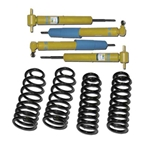 SLP Shocks/Springs, Front/Rear, 1993-02 Camaro/Firebird Bilstein/Eibach (set)
