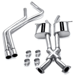 Magnaflow Cat-Back Exhaust System, 2004 GTO