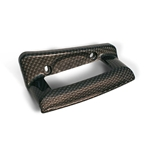 SLP Grips, 2005-11 C6 Corvette Carbon-Fiber Finished Door (pr.)
