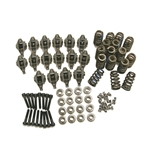 SLP Rocker-Arm Package, LS6/LS2 w/SLP Springs, Titanium Retainers, Keepers (1.85 ratio)