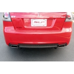 SLP Axle-Back Exhaust, 2008-09 Pontiac G8 GT/GXP