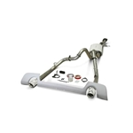 "SLP Exhaust System, 2006-09 Trailblazer SS ""PowerFlo"" Dual Outlet"