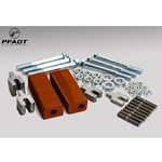 Pfadt Camber Adjustment Kit (Steel Frame)