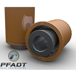 Pfadt Rear Lower Shock Spherical Bearing Kit