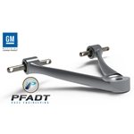 Pfadt C6Z Solid Spherical Control Arm Bearings (Aluminum Frame)