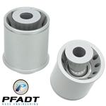 Pfadt C6Z Solid Spherical Control Arm Bearings (Aluminum Frame)- Drag Kit