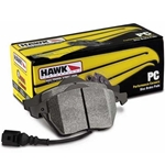 Hawk Ceramic Performance Brake Pads, 2010 Camaro (LS3), 2008-2009 Pontiac G8 GXP 6.2L (LS3), Rear