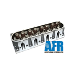 AFR 245cc LS1 Cylinder Heads CNC Ported with 64cc chamber assembled with 2.160