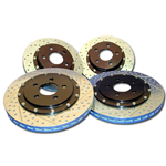 Baer Decelarotor (1 Piece) Rear Rotors