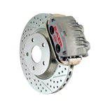 "Baer Claw Systems, Front 98-02 F-body.  (Extreme ) BAER 6 Piston caliper, 14"" x 1.25"" Rotors"