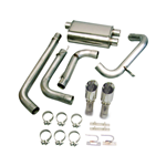 Corsa Performance Cat-Back Exhaust System, 98-02 Camaro