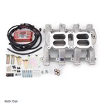 Edelbrock RPM Air-Gap Dual-Quad manifold for Vortec (non-EGR)
