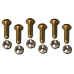 Spohn Hardware kit for using factory ball joints