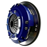 SPEC Super Twin Clutch, 1997-2004 LS1/6 Corvette & 1998-2002 F-body (organic compound - 800 torque rating)