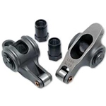 Comp Cams Hi-Tech Stainless Non-Self-Aligning Roller Rocker Arms, 7/16