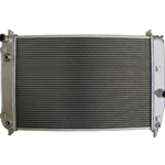 DeWitts  C5 Radiator w/ engine oil cooler