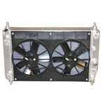 DeWitts C6 Dual Fan Upgrade