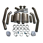 "Stainless Works 2005-06 GTO 3"" Exhaust System"
