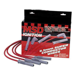 MSD 8.5mm Super Conductor Spark Plug Wires, 2000-2002 3.8L V6 F-Body