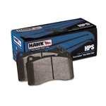 Hawk HPS Performance Brake Pads, 1997-2008 C5/C6 Corvette (5.7L/6.0L/6.2L), Rear