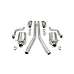 Corsa C6 Corvette Cat-Back Exhaust System