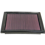 K&N Air Filter, 2005-2007 Corvette