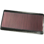 K&N Air Filter, 1997-2004 LS1/LS6 Corvette