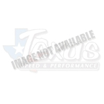Dynatech Intermediate Off Road X-Pipe, 2008-2009 Pontiac G8 GT/GXP