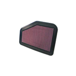 K&N Air Filter, 2008-2009 Pontiac G8 GT 6.0L, GXP 6.2L