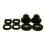 BMR Polyurethane Rear Cradle Bushing Kit (Street Version), 2008-2009 Pontiac G8 GT/GXP