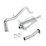 Magnaflow Catback Exhaust 2007-2008 Chevy Truck V6 4.3L, V8 4.8/5.3L, Standard Cab, Short Bed, 5 x 11 x 22in. Muffler, 3in. System, 4in. Polished Tip