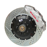 Baer Eradispeed  1(1 Piece) Rotors, 1999-2004 Silverado 2wd/4wd excluding 4whl steering or SS models, Rear Pair