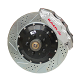 Baer Eradispeed +1 (1 Piece) Rotors, 2002-2004 Yukon XL/Surburban/Avalanche 2wd, Rear Pair