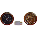 Metco 2010+ Camaro Rail Mount Fuel Pressure Gauge Kit