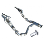 "ARH 2007-2013 GM Full Size Truck 1-3/4"" Headers, Connection Pipes"