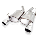 SW Ford Mustang GT 2005-09 Exhaust Muffler Kit